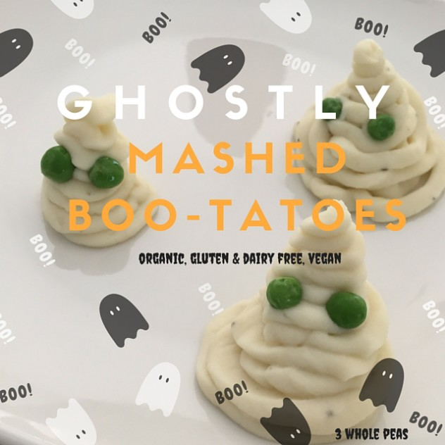 Mashed Boo-Tatoes